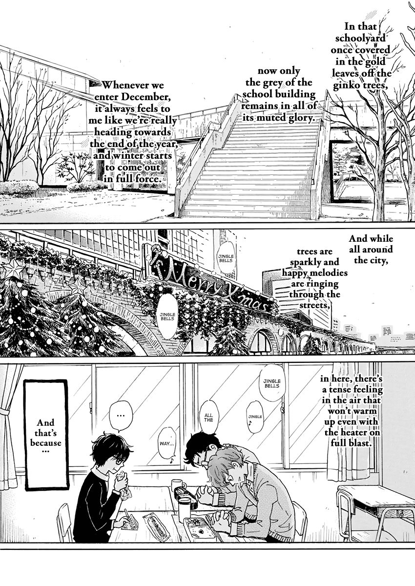 3-gatsu no Lion - chapter 167 - #2
