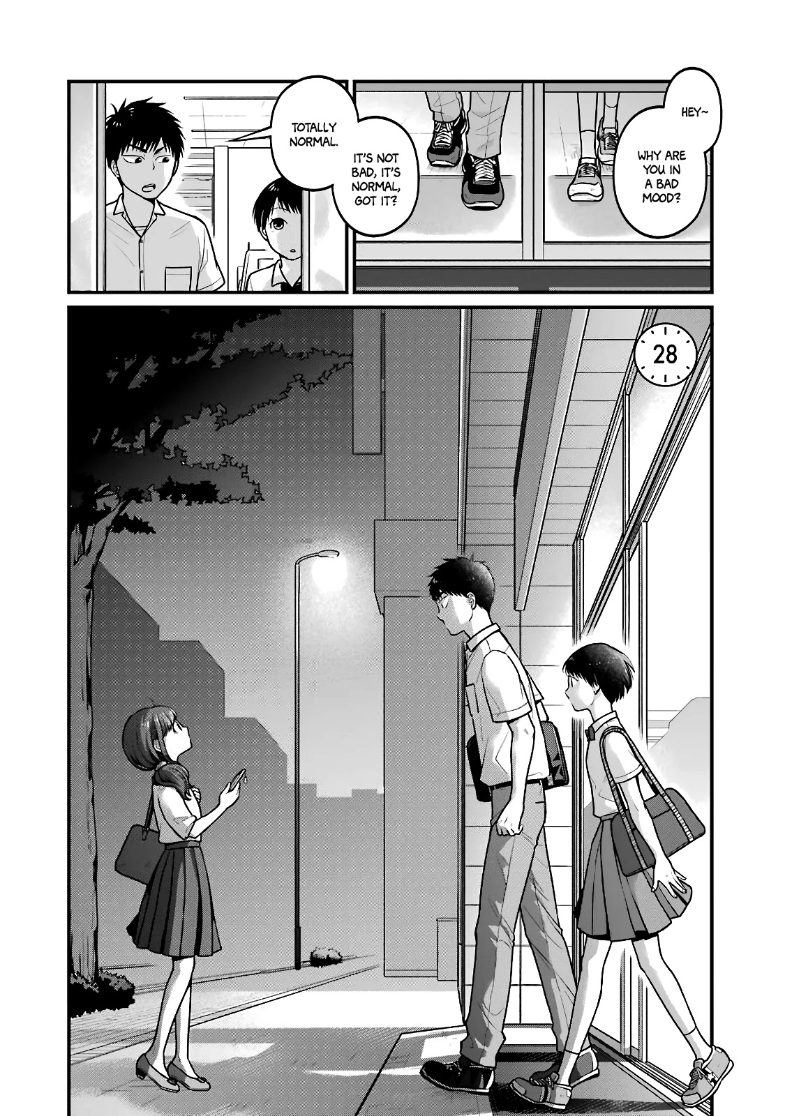 5 Minutes with You at a Convenience Store - chapter 28 - #2