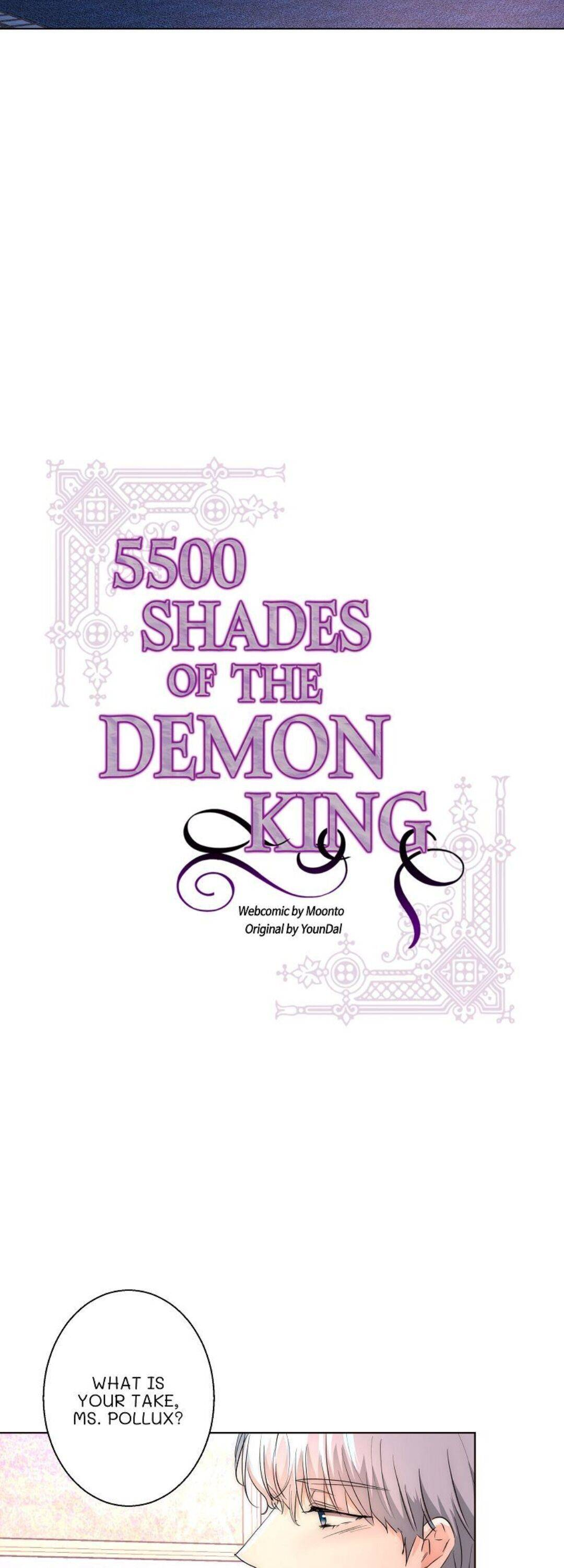 5500 Shades Of The Demon King - chapter 23 - #3