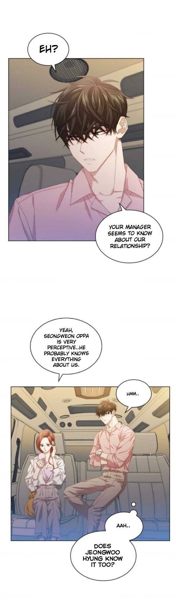 A Beastly Scandal - chapter 31 - #3