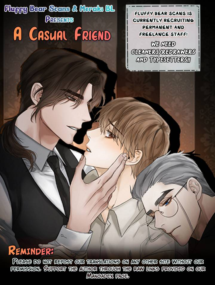 A Casual Friend - chapter 20 - #1