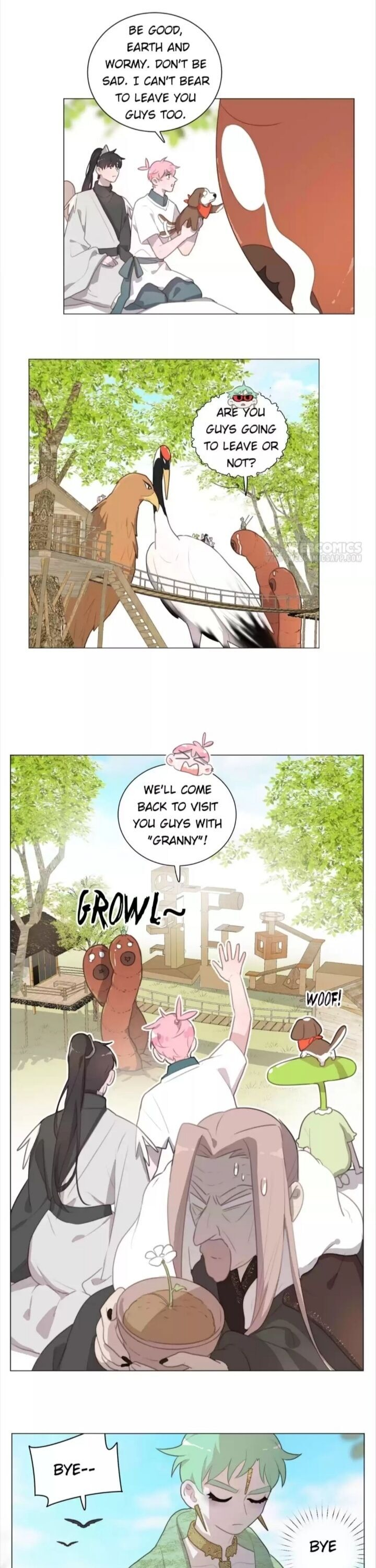A Cat's World - chapter 110 - #1