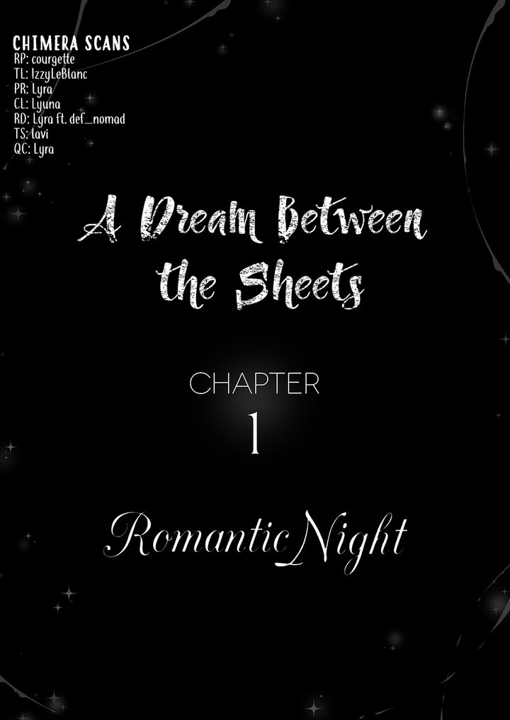 A Dream Between The Sheets - chapter 1 - #3