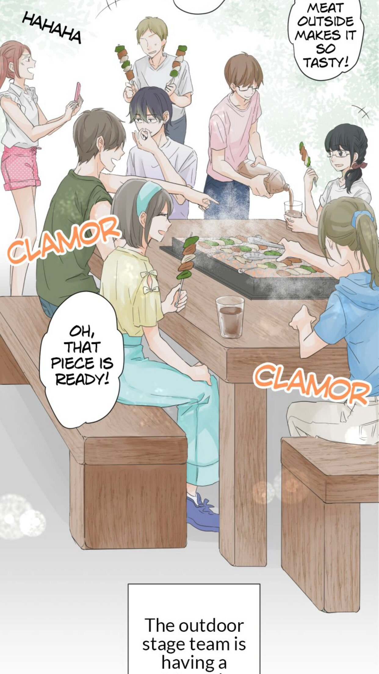 A Mismatched Complicated Love - chapter 23 - #2