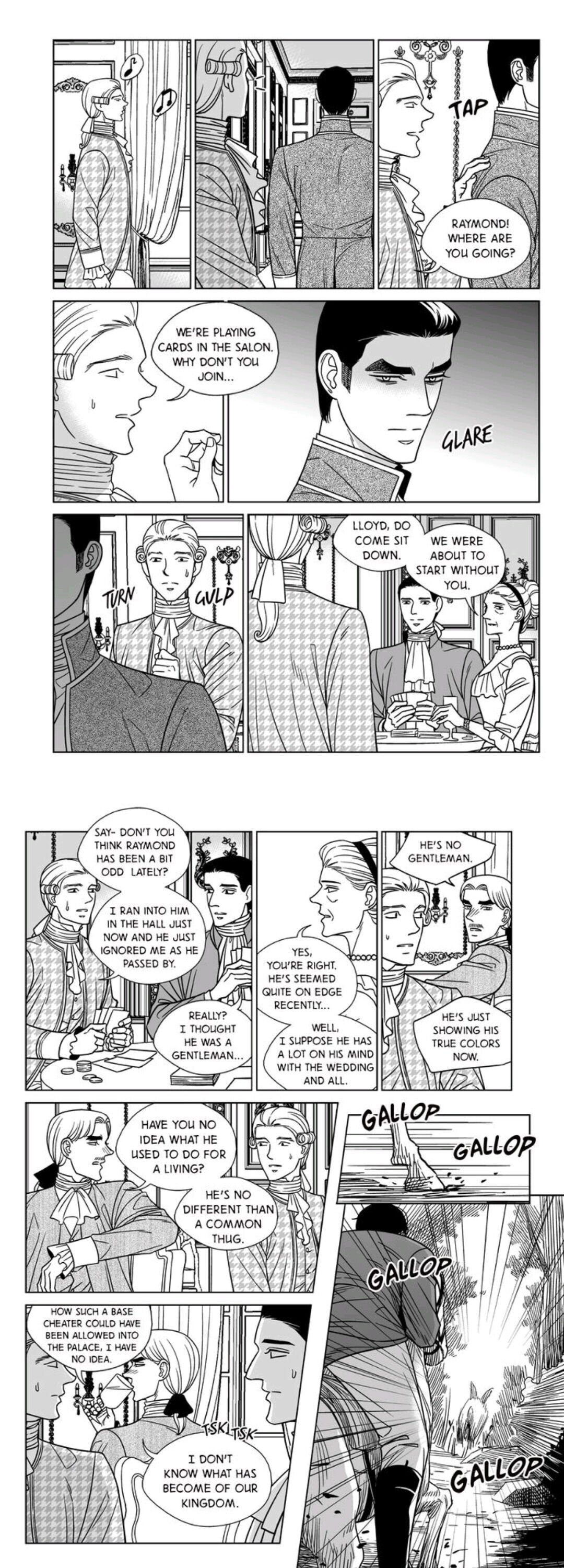 A Painter Behind The Curtain - chapter 66 - #3