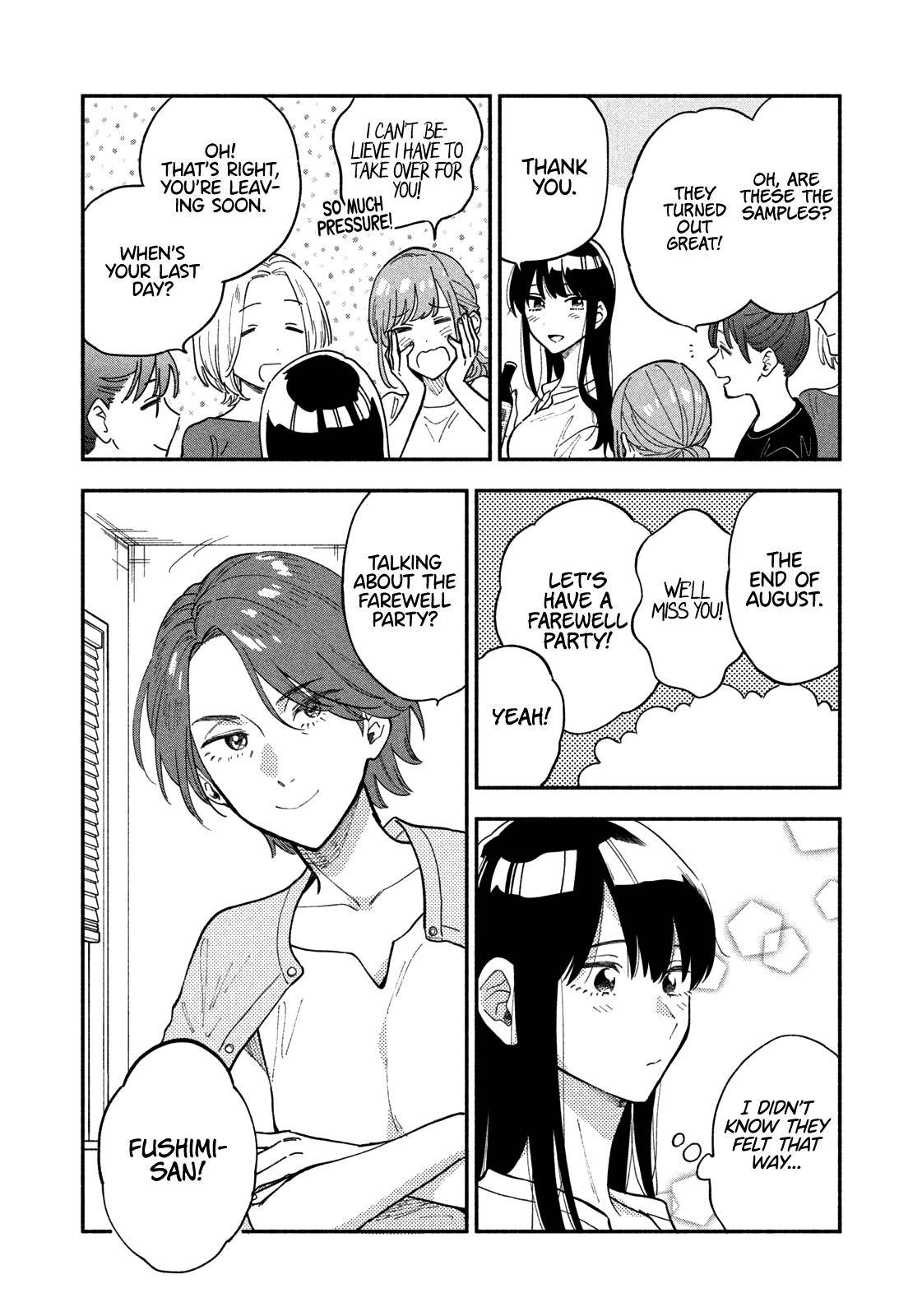 A Rare Marriage: How To Grill Our Love - chapter 30 - #3
