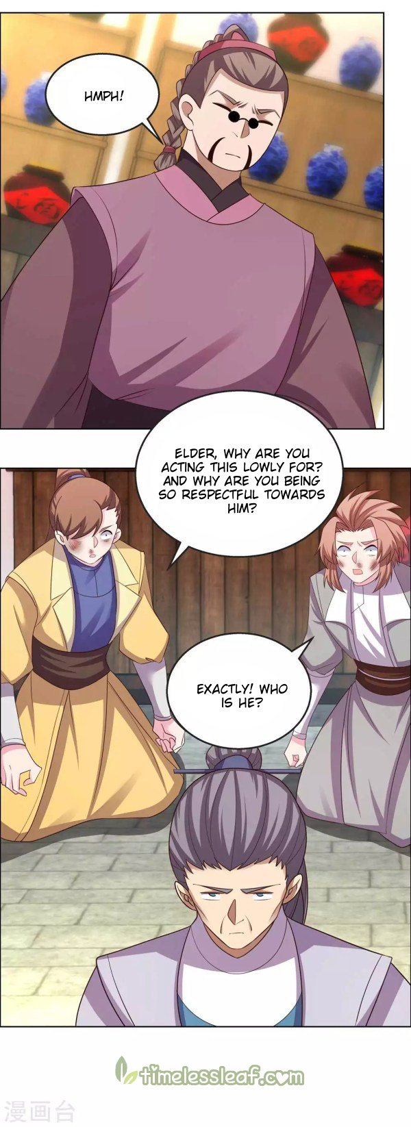Above All Gods - chapter 155.5 - #3
