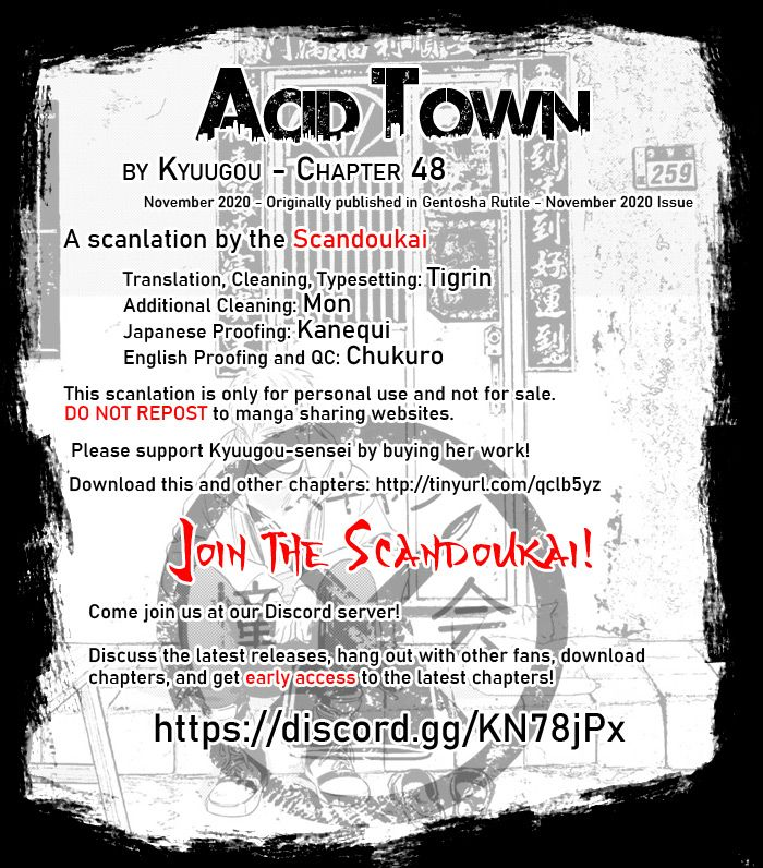 Acid Town - chapter 48 - #1