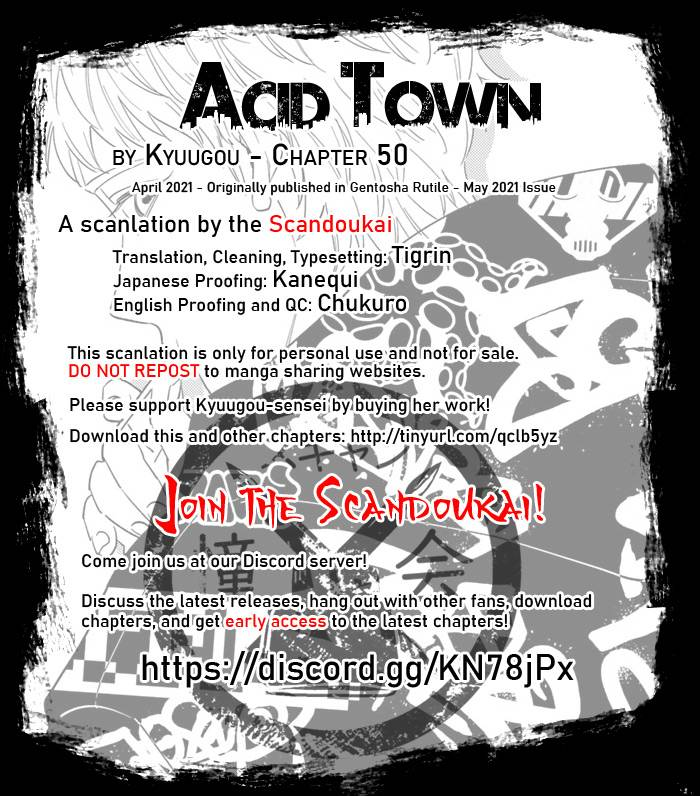 Acid Town - chapter 50 - #1