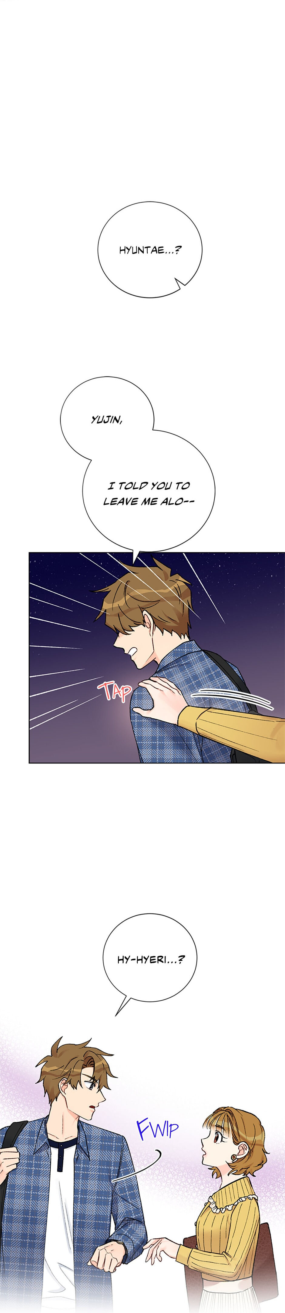 Acquainted: Encounter Spin-Off - chapter 21 - #3