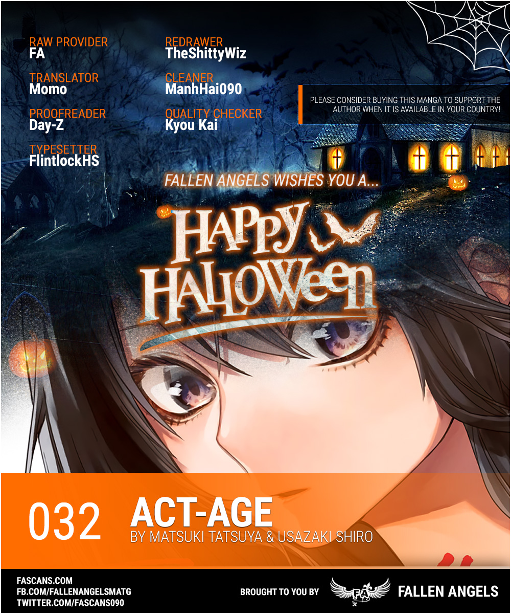 ACT-AGE - chapter 32 - #1