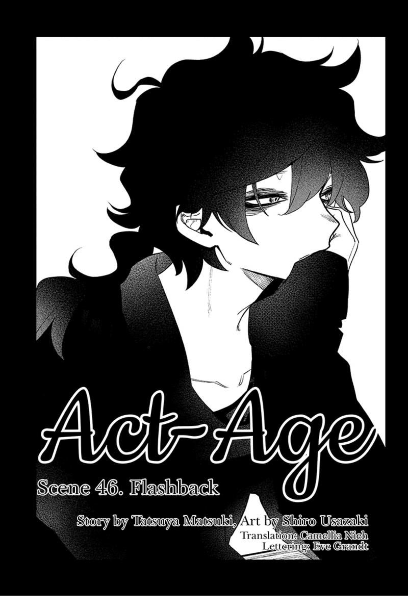 ACT-AGE - chapter 46 - #1