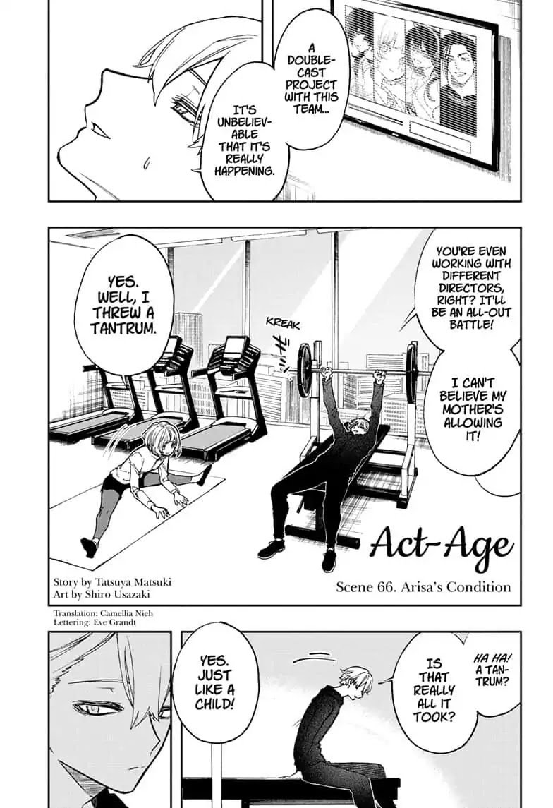 ACT-AGE - chapter 66 - #1