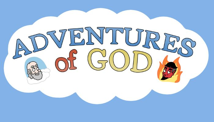 Adventures Of God - chapter 377 - #1