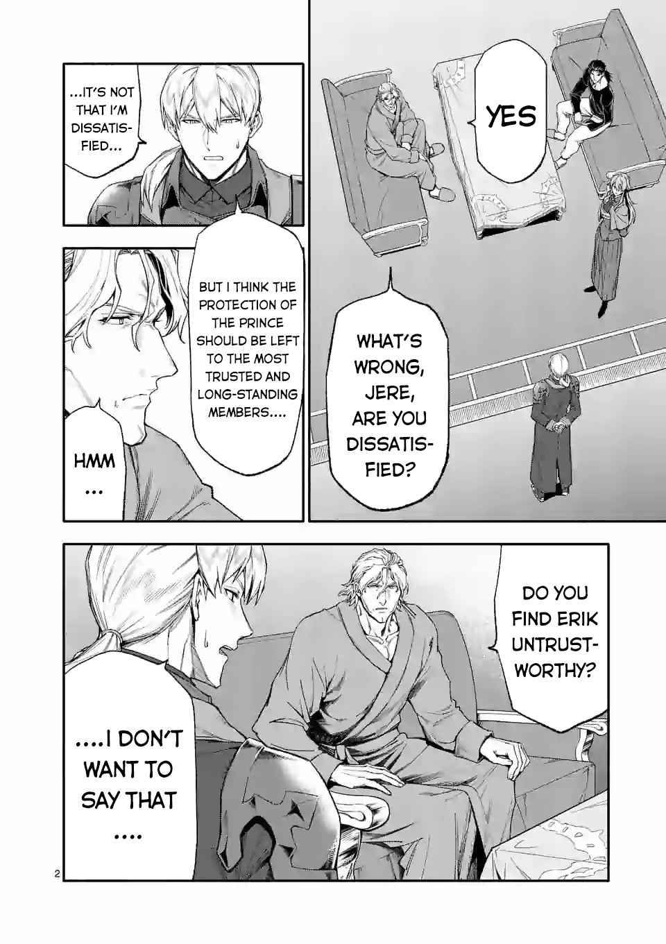 After Being Reborn, i Became The Strongest to Save Everyone - chapter 37 - #3
