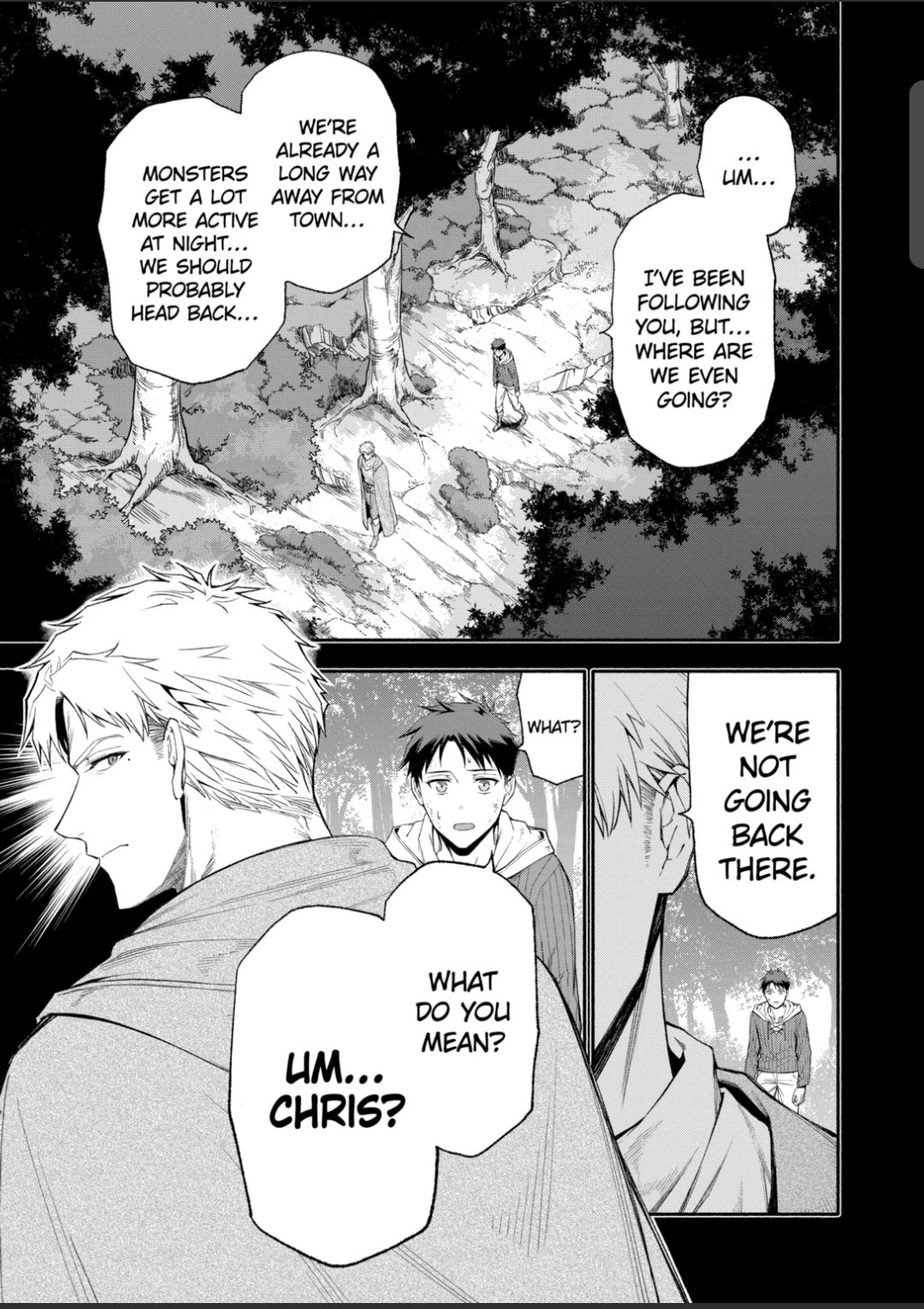 After Being Reborn, i Became The Strongest to Save Everyone - chapter 39 - #3