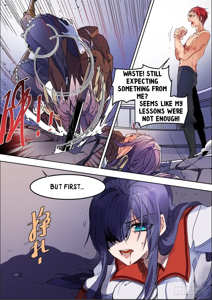 After Transformation, Mine and Her Wild Fantasy - chapter 115 - #3