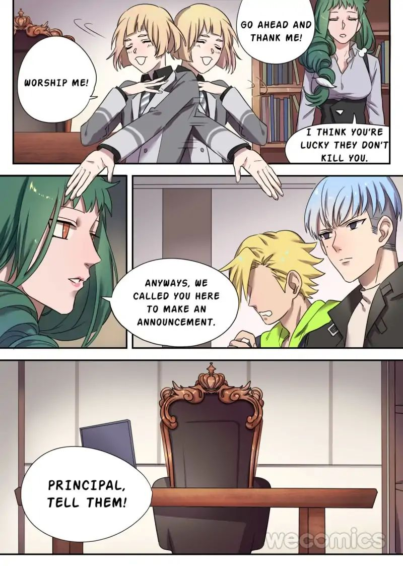 Agent Love - chapter 18 - #3