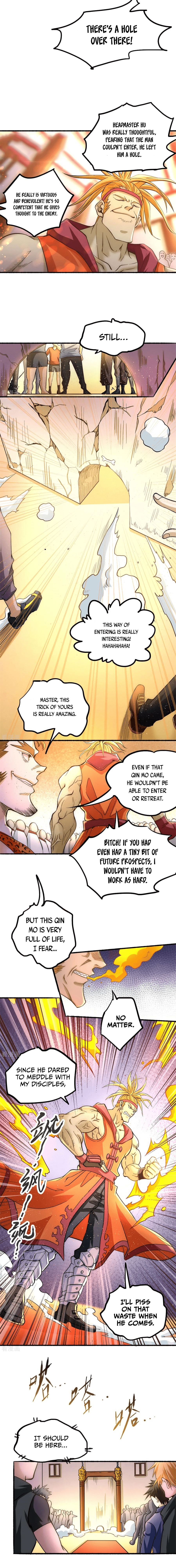Almighty Master - chapter 27 - #3