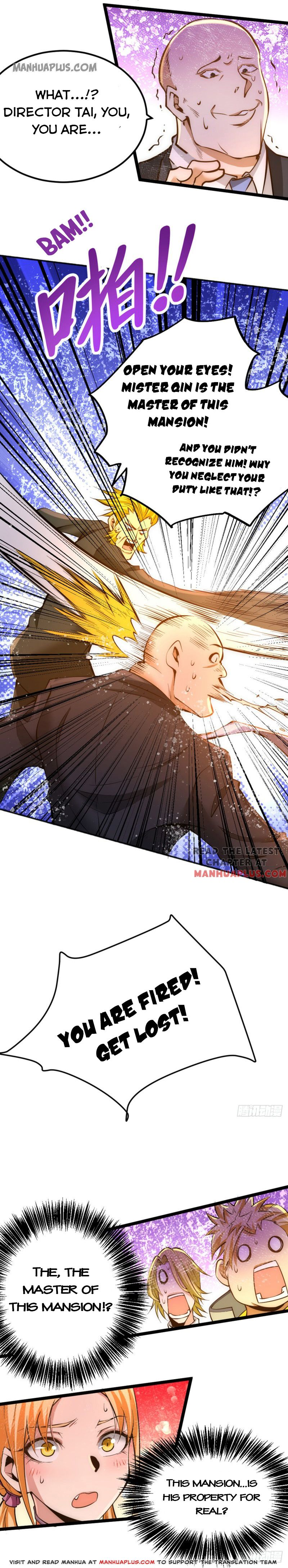 Almighty Master - chapter 75.5 - #3