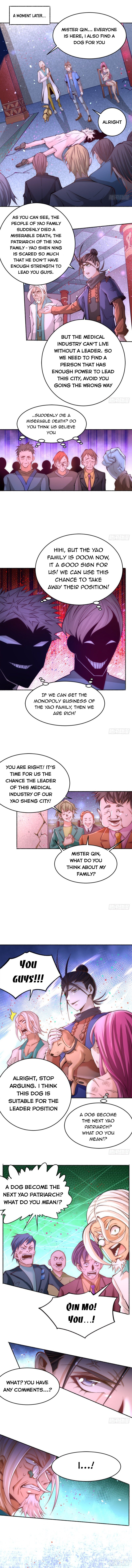 Almighty Master - chapter 80 - #1