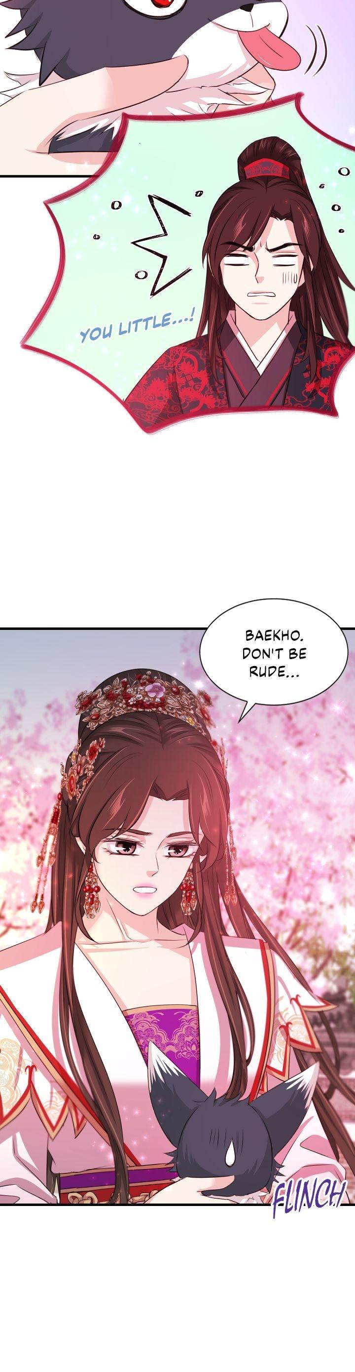 An Inescapable Love - chapter 64 - #3