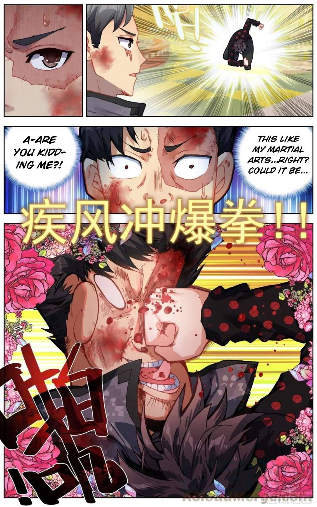 Another Emperor Reborn - chapter 203 - #3