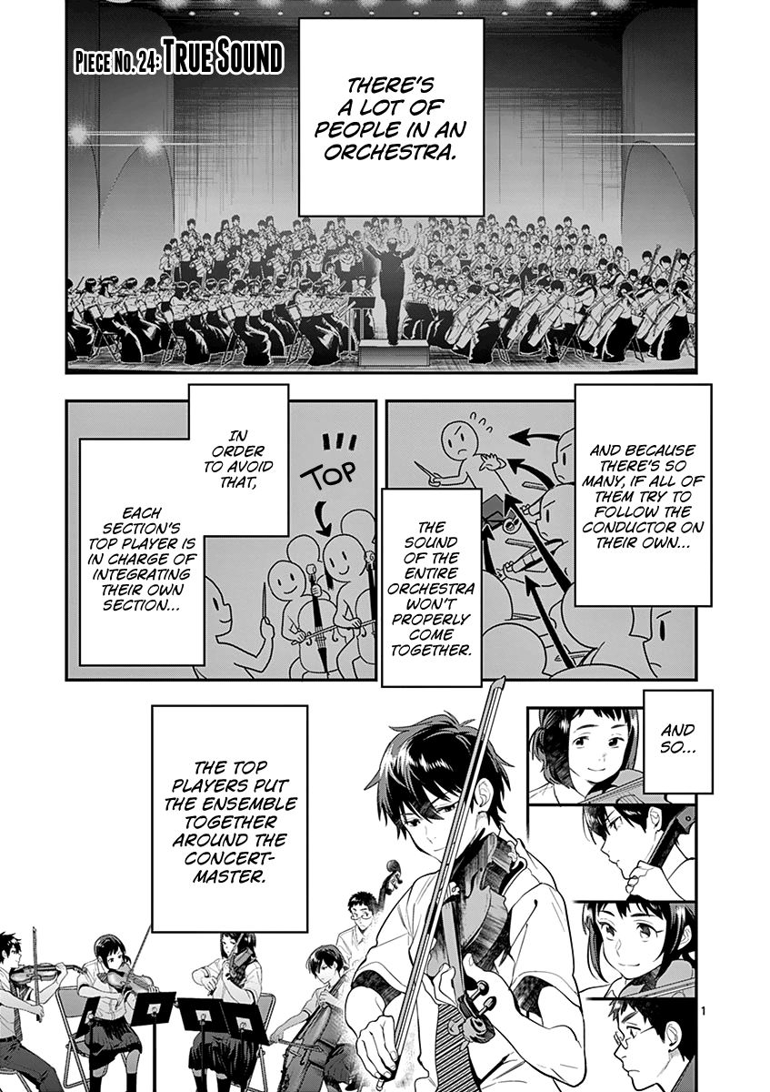 Ao no Orchestra - chapter 24 - #3