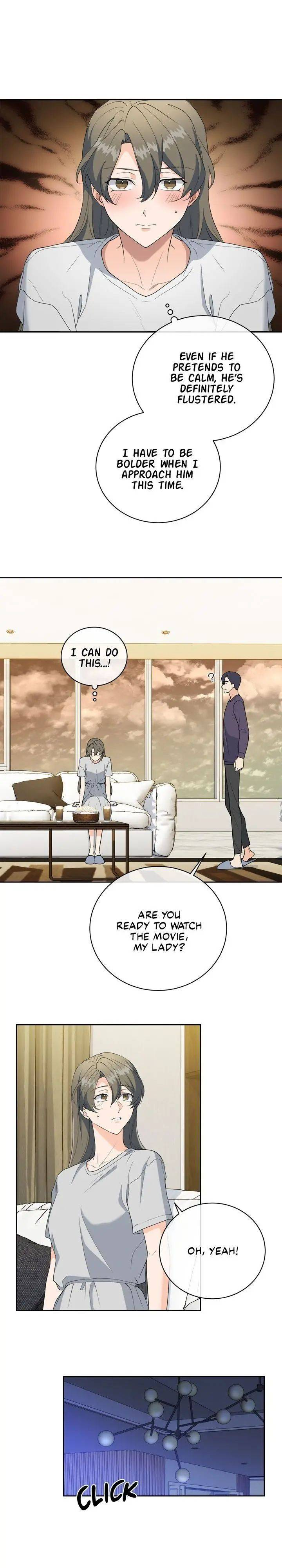 As The Lady Wishes - chapter 36 - #2
