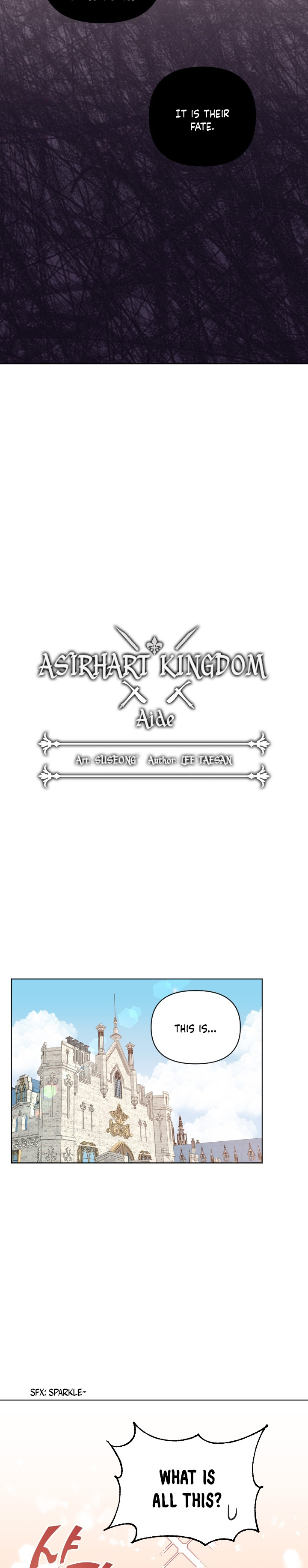 Asirhart Kingdom'S Aide - chapter 19 - #3
