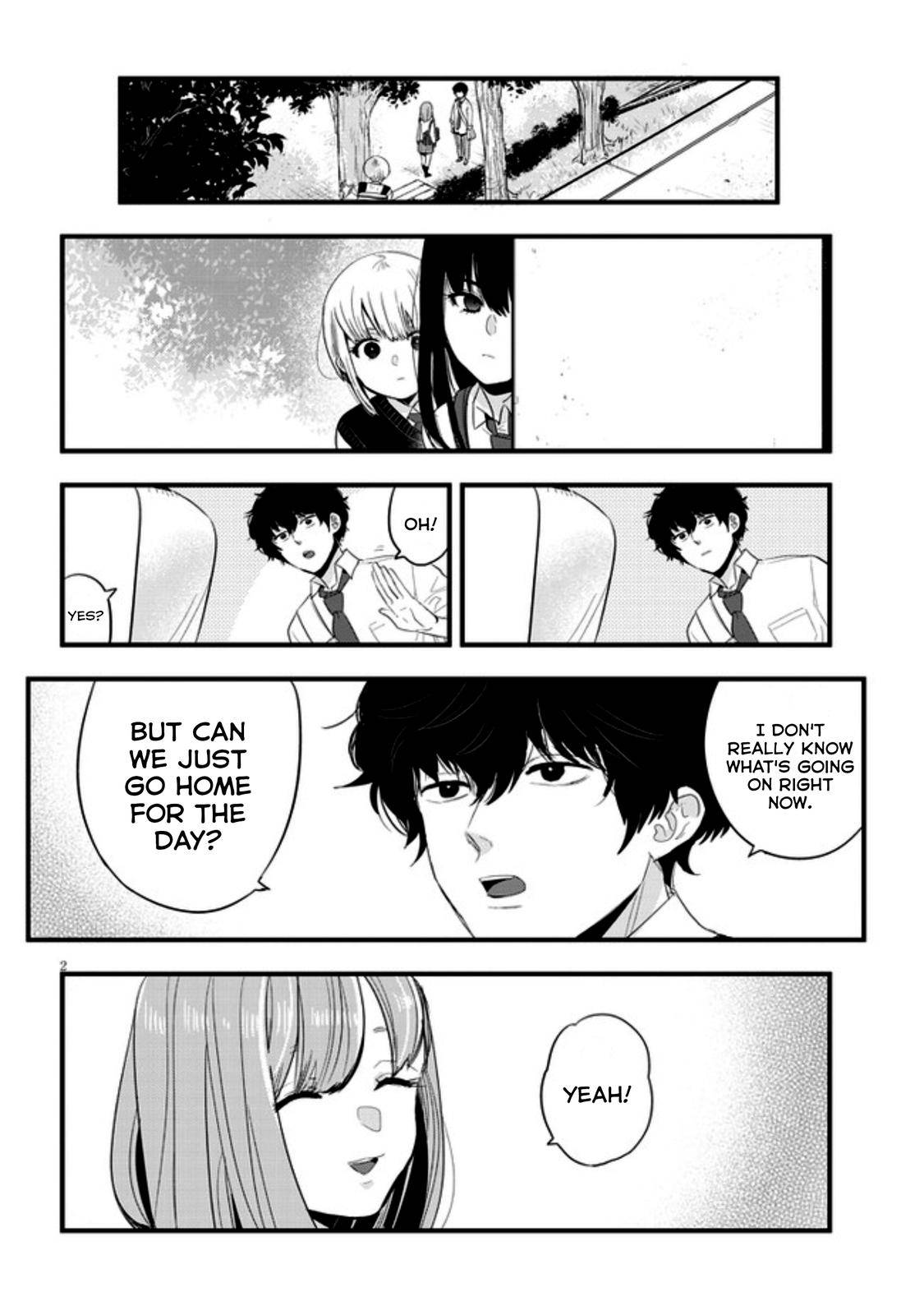 At That Time, The Battle Began - chapter 7 - #2