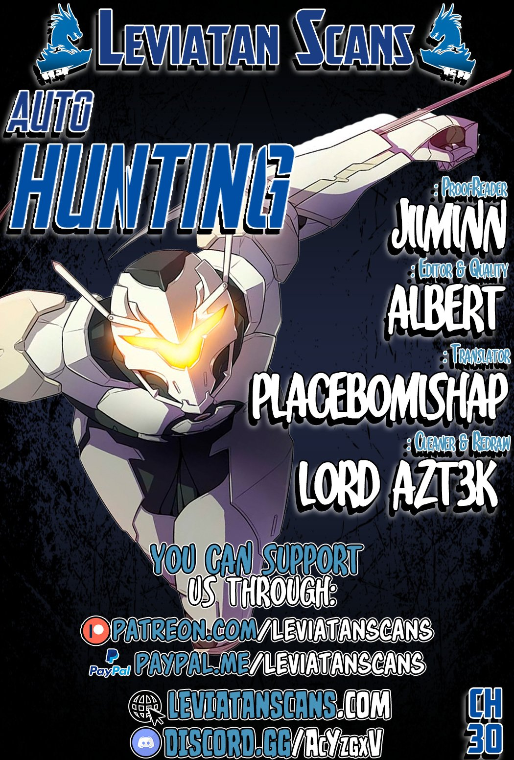 Solo Auto-Hunting - chapter 30 - #1