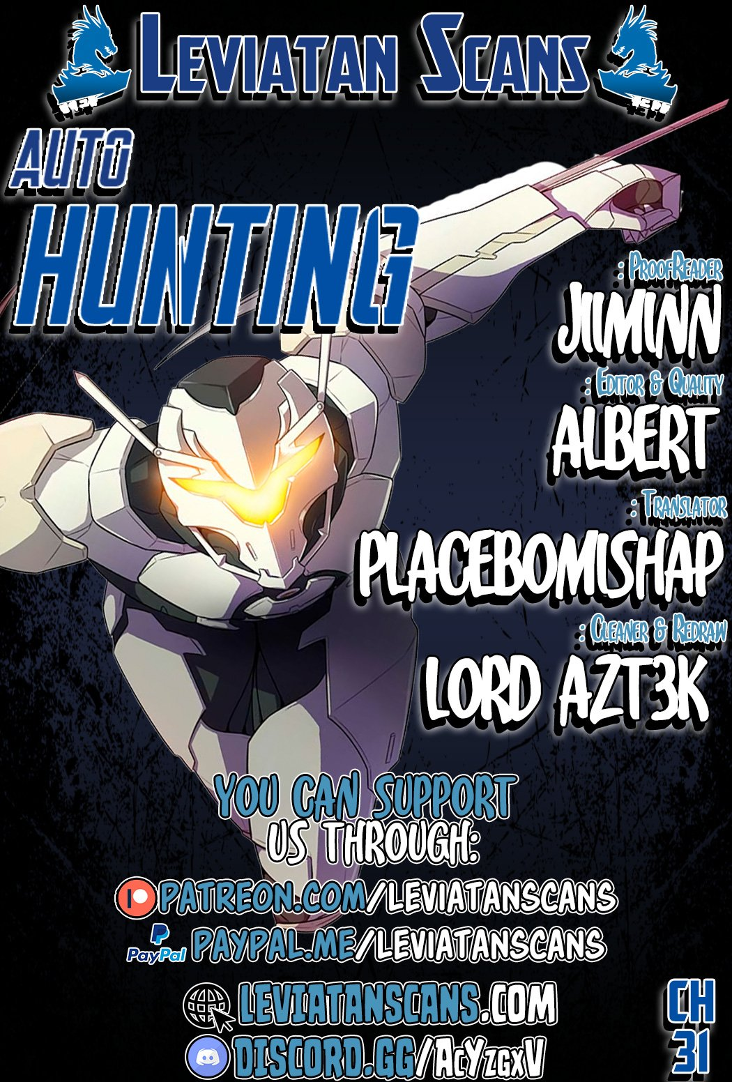 Solo Auto-Hunting - chapter 31 - #1