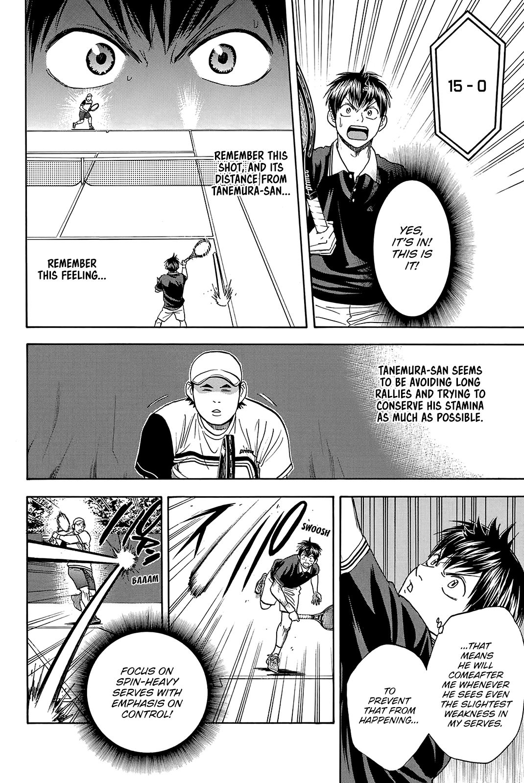 Baby Steps - chapter 352 - #3