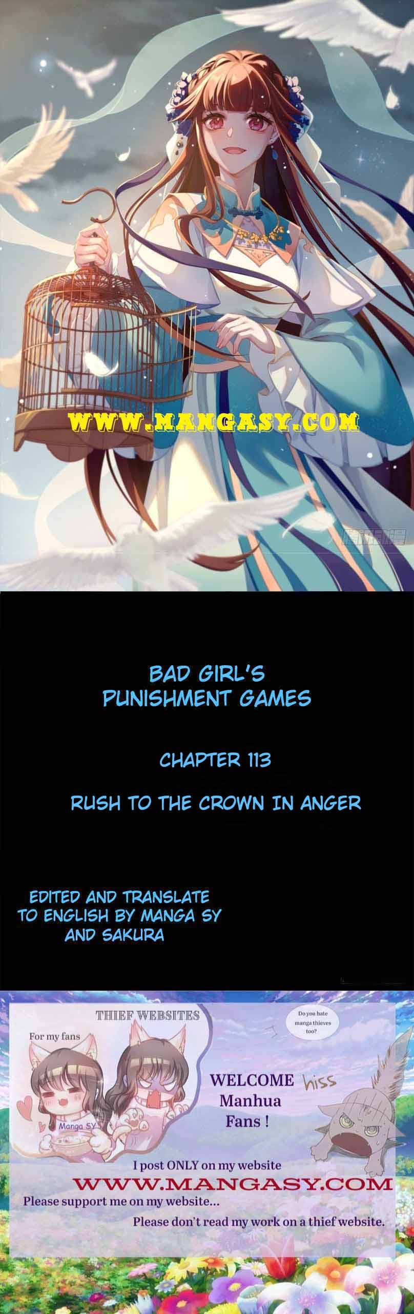 Bad Girl's Punishment Games - chapter 113 - #1