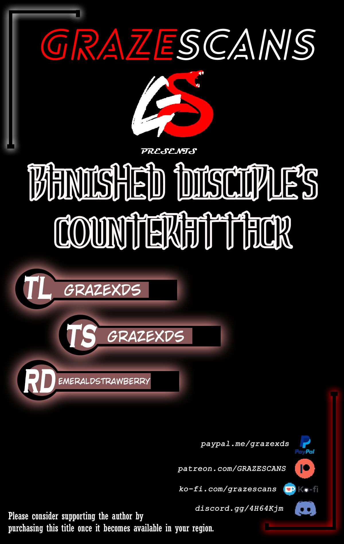 Banished Disciple's Counterattack - chapter 15 - #1