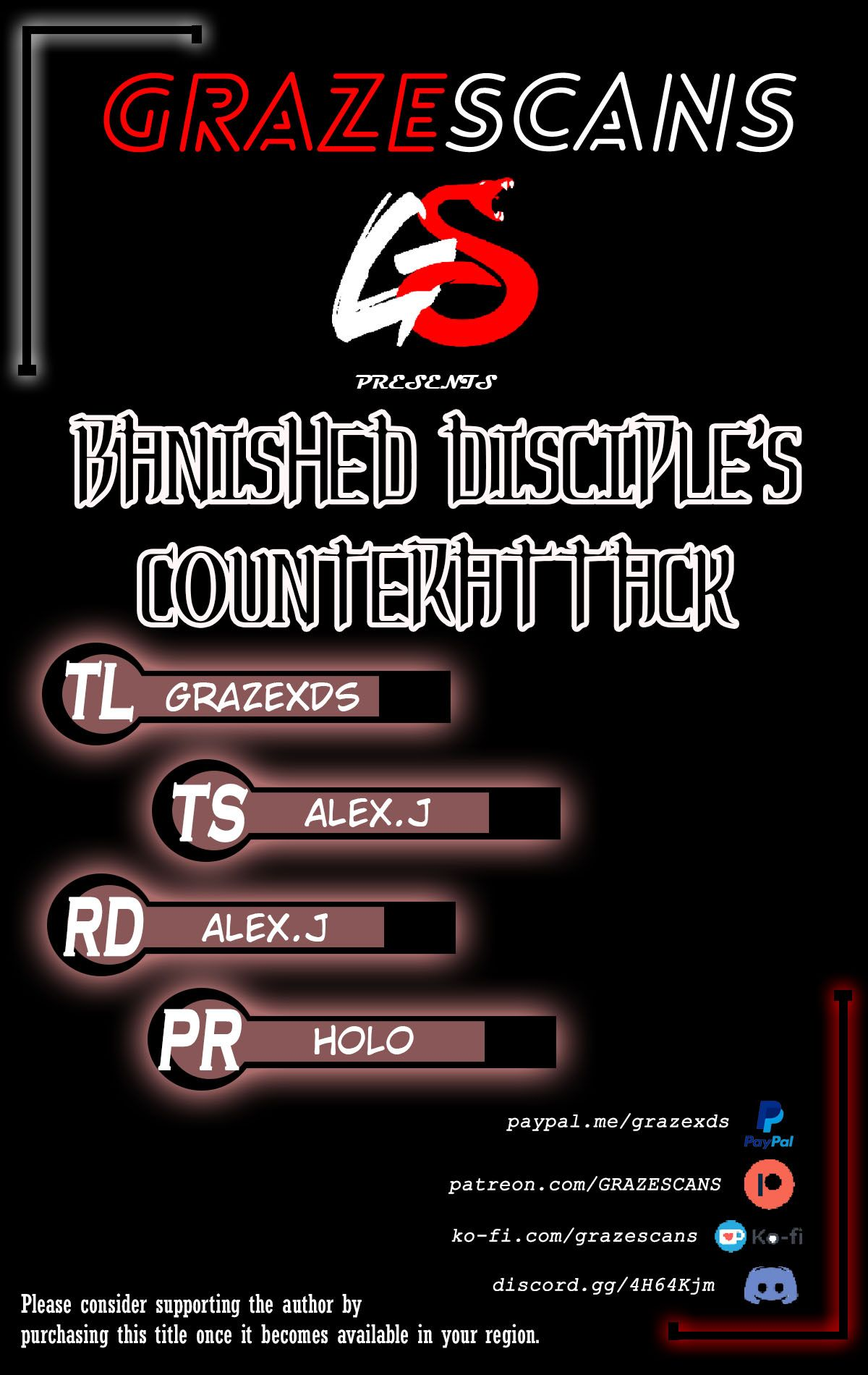 Banished Disciple's Counterattack - chapter 39 - #1