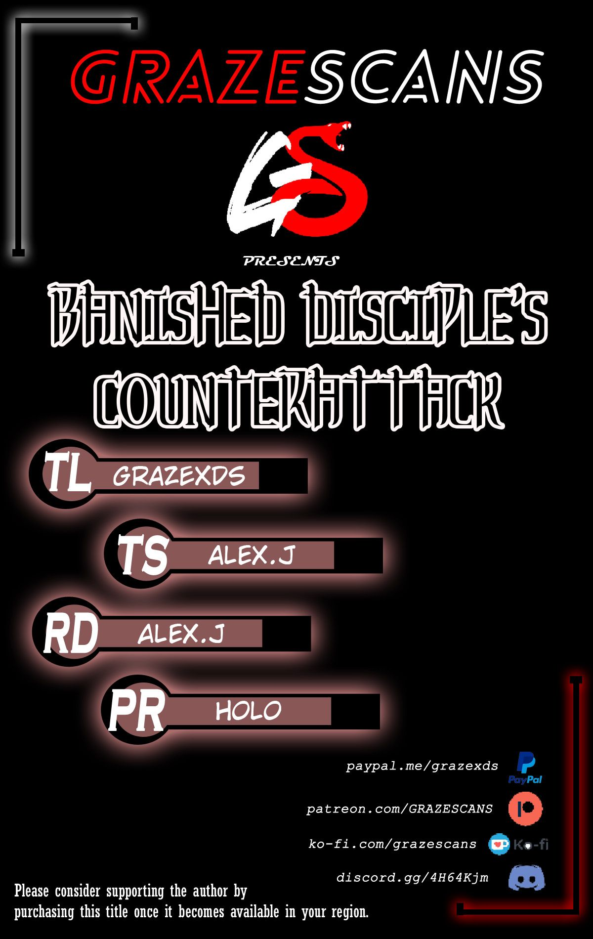 Banished Disciple's Counterattack - chapter 42 - #1