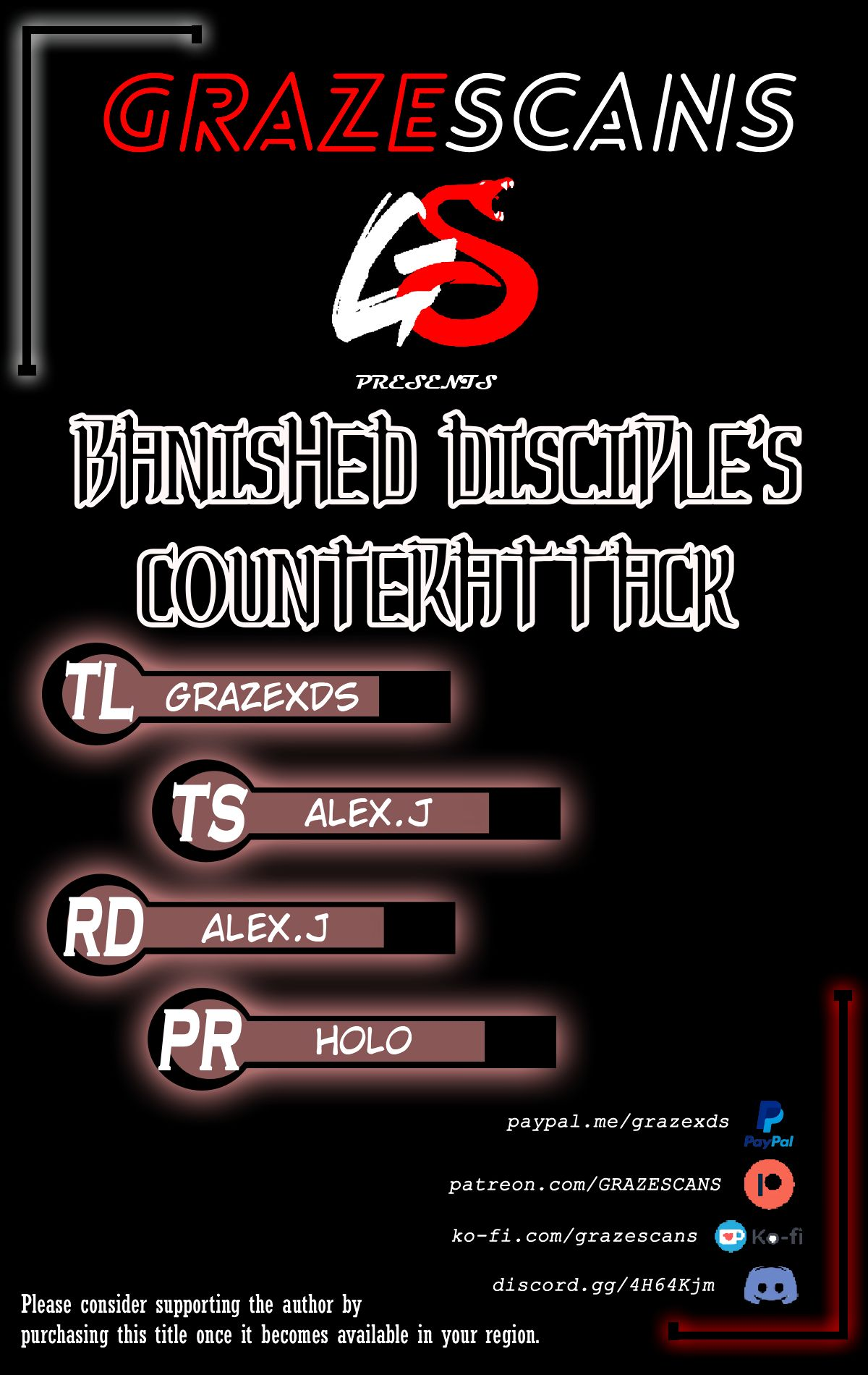 Banished Disciple's Counterattack - chapter 49 - #1