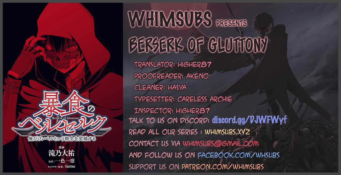 Berserk of Gluttony - chapter 2 - #1