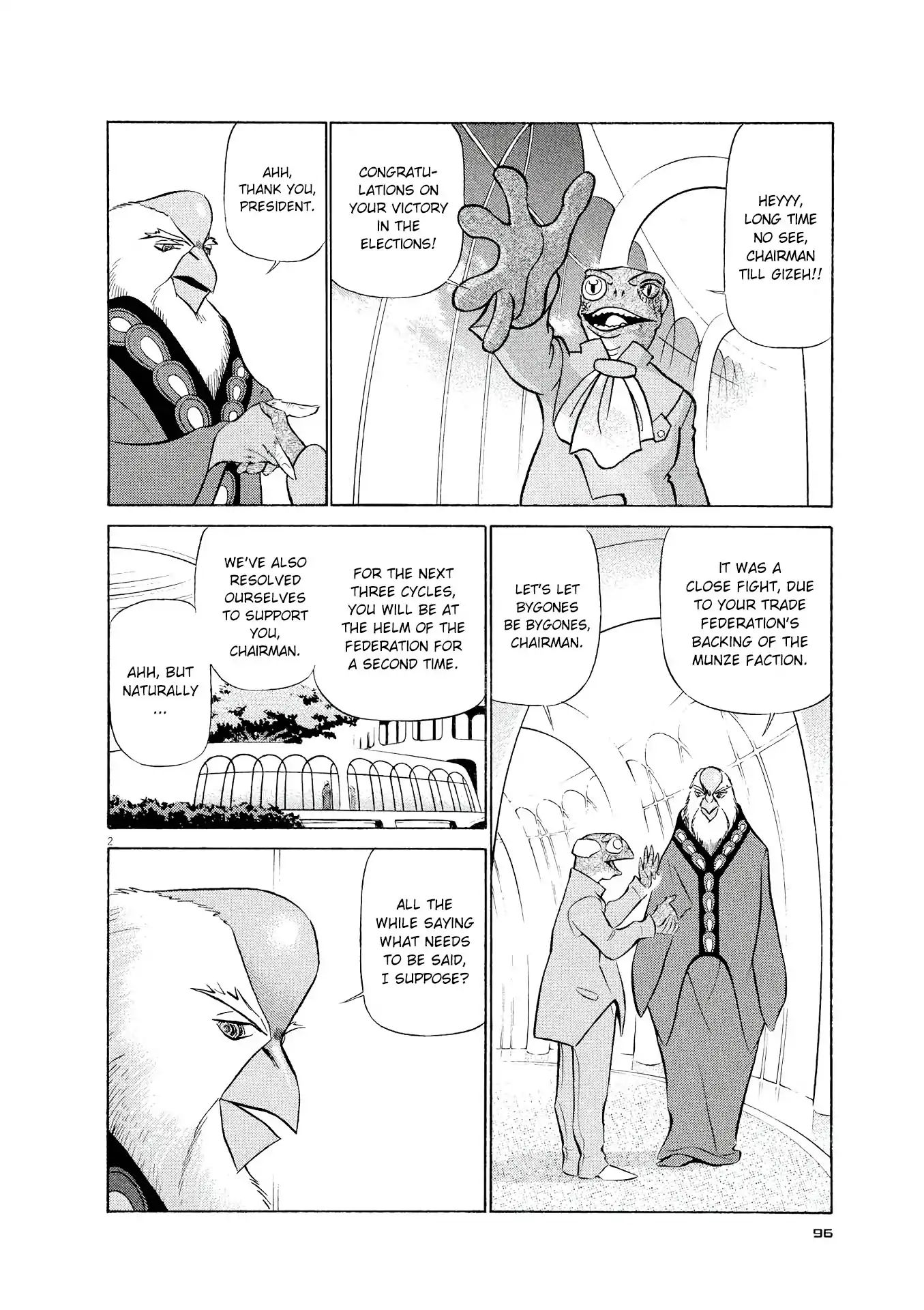 Birdy The Mighty - chapter 38 - #2