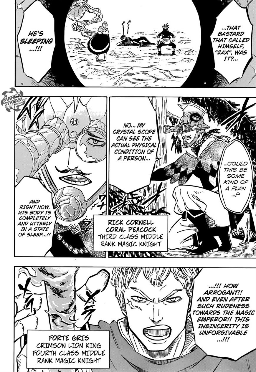 Black Clover - chapter 114 - #3