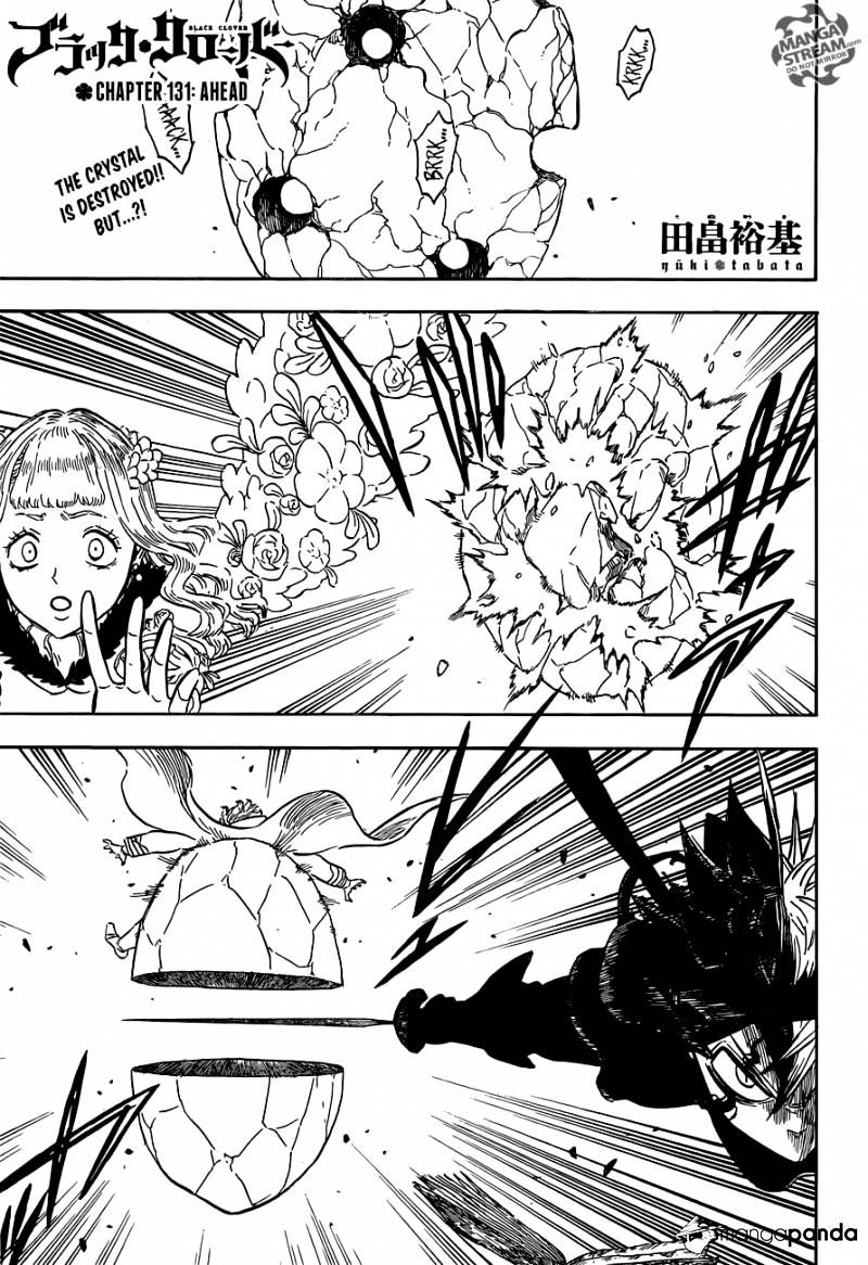 Black Clover - chapter 131 - #1