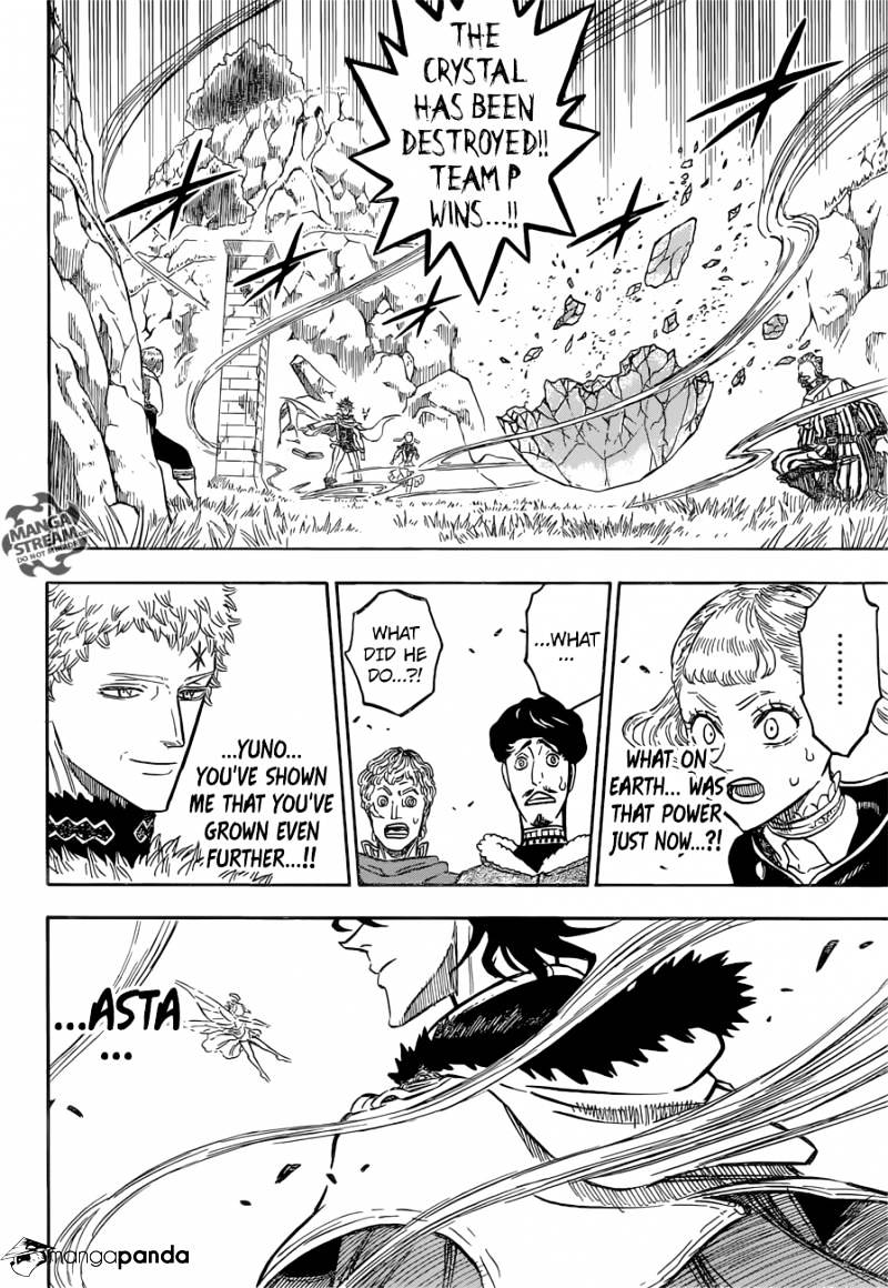 Black Clover - chapter 131 - #15