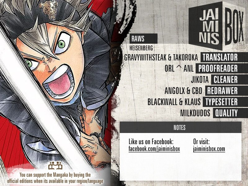 Black Clover - chapter 199 - #2