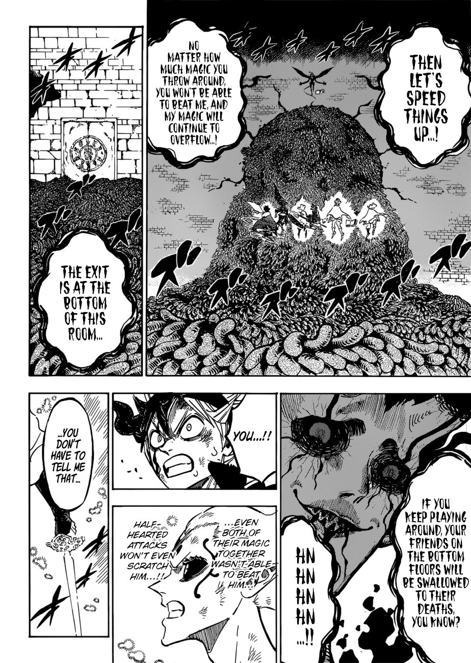 Black Clover - chapter 207 - #7