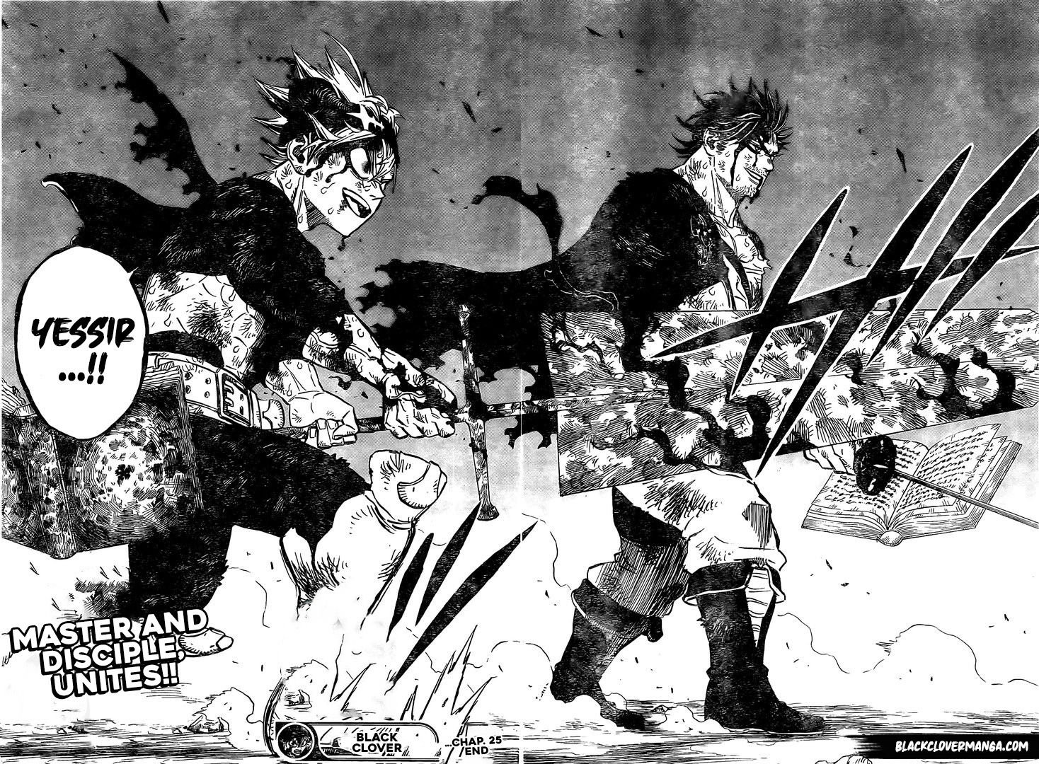 Black Clover - chapter 257 - #12