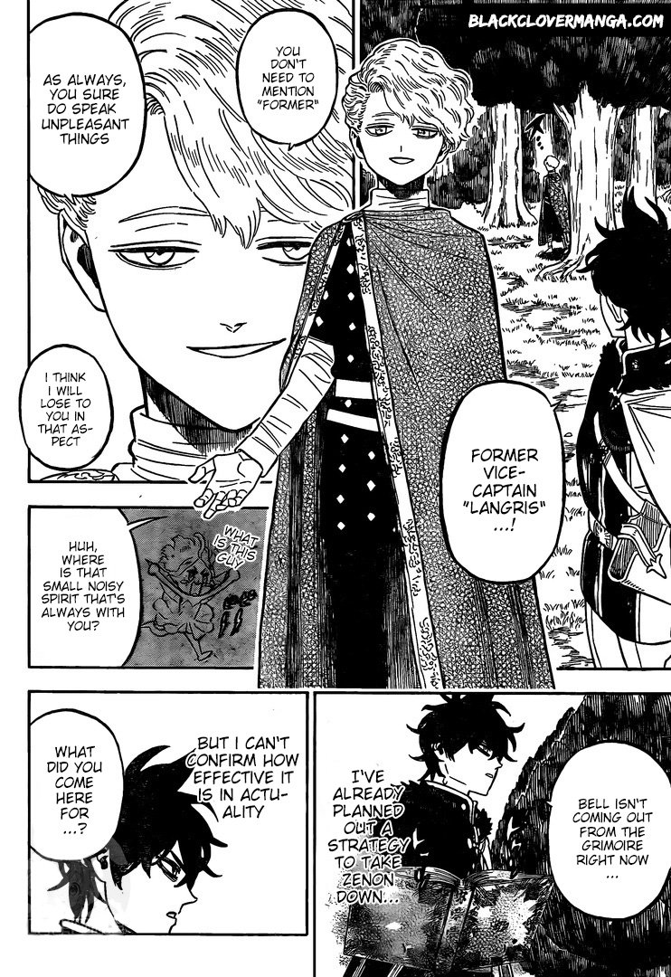 Black Clover - chapter 272 - #3