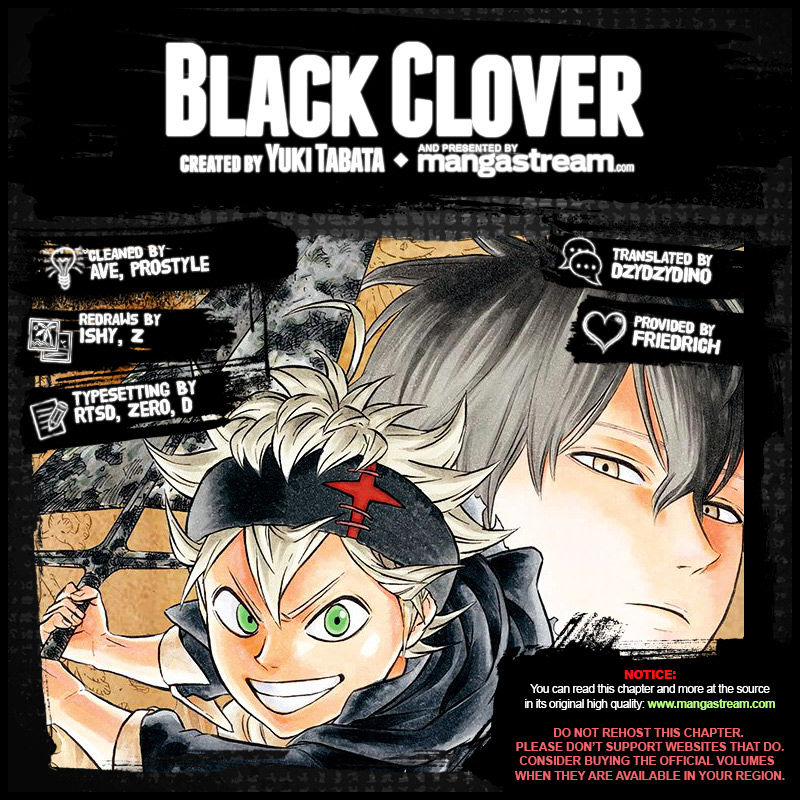 Black Clover - chapter 96 - #2