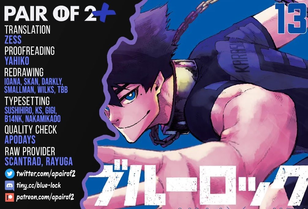 Blue Lock - chapter 126 - #2